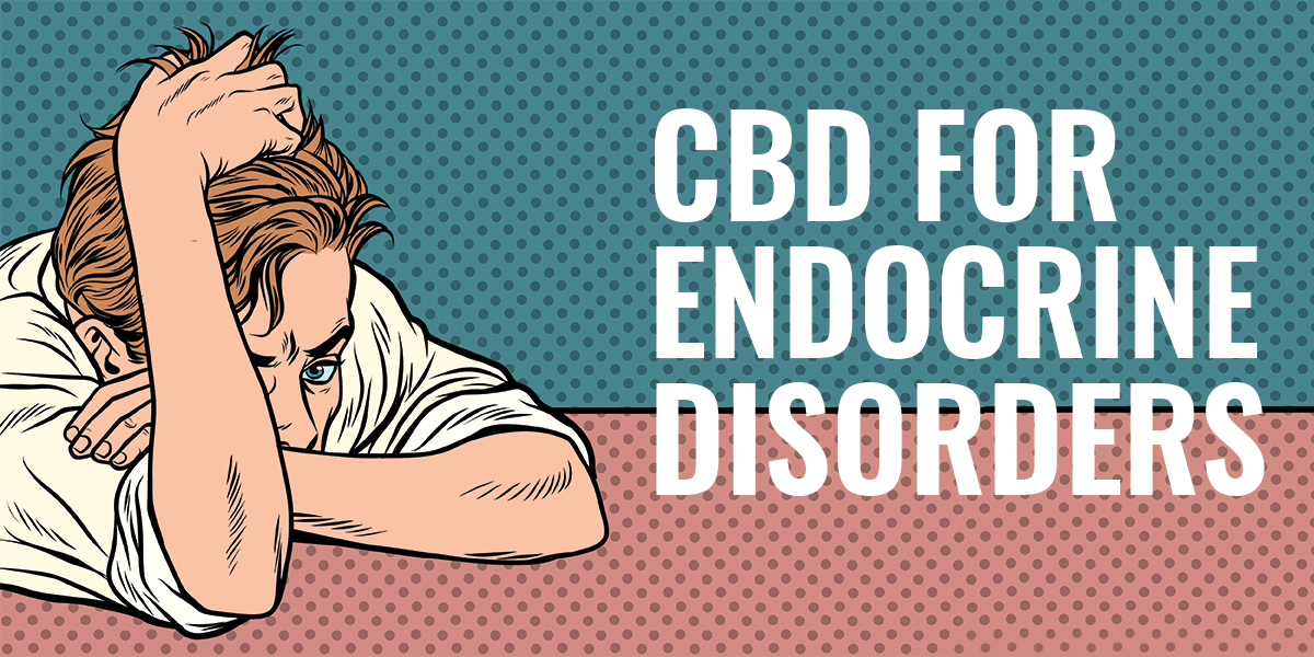 Studies on CBD and Endocrine Disorders
