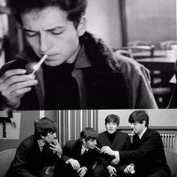 dylan beatles marijuana