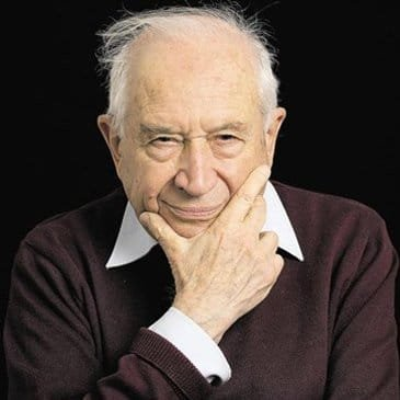 Raphael Mechoulam, father of cannabinoid science