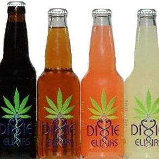 Dixie Elixir CBD products