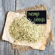 Hemp seeds for CBD