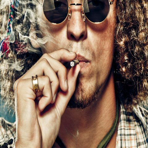 Why did cannabis become so popular in the 1960s?