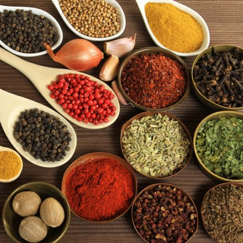 spices that interact with the endocannabinoid system