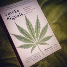 Smoke Signals wins James A. Duke Excellence in Botanical Literature Award